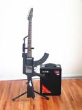 Fearless(飞雷斯)AK-47枪式电吉他(黑色)